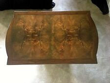 Antique Burr Walnut Dining Table