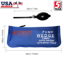 Inflatable Air Pump Wedge Large Rectangle For Car Door Window Automotive Tools