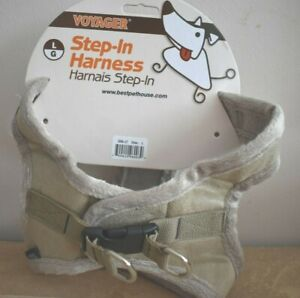 """Voyager Step-In Air Dog Harness Large 18-21"""" chest"""
