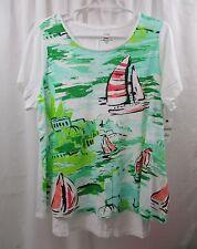 e9fb4fb6172d2 Women s Crown   Ivy Plus Size Shirt 1x