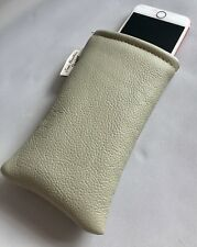 Green leather iPhone 6s zipped Case,iPhone Case,Leather Phone Case,leather Case