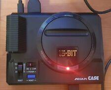 Sega Megadrive Classic Mini MegaPi Case RaspBerry Pi System Retropie 128GB