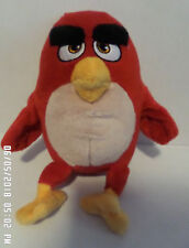 Angry Birds Movie Red Bird Stuffed Animal Plush Doll Toy 8""