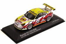 1:43 Porsche 911 GT3 RSR 996 24h Le Mans 2005 Petersen Bergmeister Long Bernhard