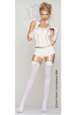 83002 New Sexy Fancy Dress Costume outfit Leg Avenue Southern Belle Farytale