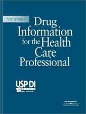 Usp Vol I Drug Info Health Vol: Volume I (USP DI: v.1 Drug Information-ExLibrary