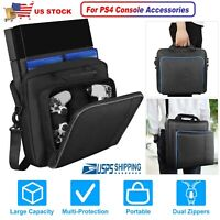 For PlayStation4 PS4 Console Multifunctional Travel Carry Case Carrying Bag