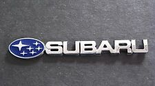 Subaru Badge STI WRX IMPREZA RALLY TURBO