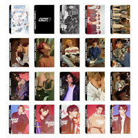 Lot of & fashion cute KPOP GOT7 Personal Collective Photo card Poster Lomo Cards