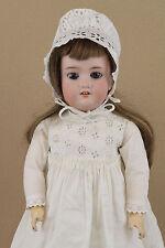 "20"" German Armand Marseille Antique Bisque Head Composition Doll"