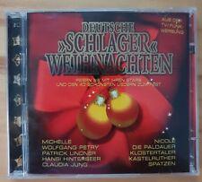 2 CD's  Deutsche Schlager Weihnachten  diverse Interpreten