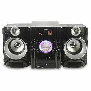 Craig - Magnavox, 3-Pieces Bluetooth CD Shelf System