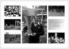 Ipswich Town 'The Bobby Robson Years' Photo Memorabilia