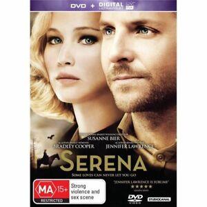 Serena : Bradley Cooper : NEW DVD