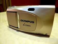 OLYMPUS ➤ Appareil photo APS iZoom 75 Camera avec dragonne