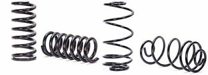 """1978-88 GM A/G Body Lowering Coil Springs Kit (1"""" Front/1"""" Rear)"""