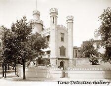 Pratt's Castle, Richmond, Virginia - 1910 - Historic Photo Print