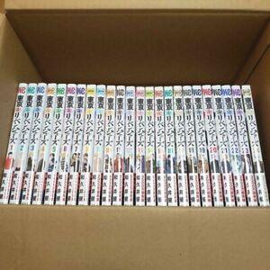 TOKYO MANJI REVENGERS Vol.1-24 set Manga Comics + Illustration card