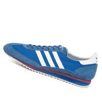 ADIDAS MENS Shoes SL 72 OG - Blue, White & High Res Red - EG6849