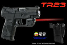 ARMA LASER TR23 RED SIGHT for Taurus PT111/PT140 Millennium G2 w/ Laser Holster
