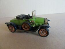 852J Rio 12 Fiat 501 Model O Zero Torpedo Sport 1914 Green 1:43