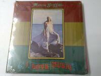 Marcia Griffiths-I Love Music Vinyl LP 1986 New Sealed