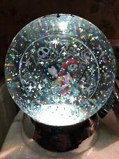Disney Water Snow Globe Dazzler Nightmare Before Christmas Dept 56 Jack Sally
