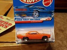 Hot Wheels 1970 Roadrunner 1998 edition