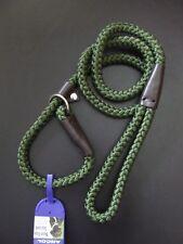 Heritage Nylon Rope Slip Lead Green 12mm X1.5m