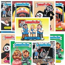 Trashy TV Garbage Pail Kids 2016 Comic-Con SDCC 5x7 inch jumbo 10 card set GPK