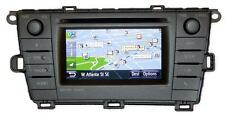 2012 2013 Toyota Prius GPS Navigation Receiver Radio APPS Touchscreen 57032 OEM
