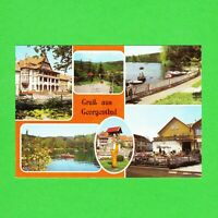 Ansichtskarte DDR Gruß aus Georgenthal