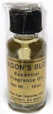 Dragons Blood Essential Oil Fragrance India Aroma Oils 10 ml & FREE SHIPPINGl