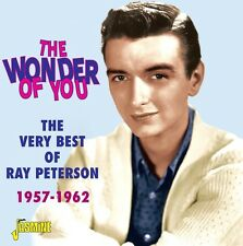 Ray Peterson - Wonder of You - the Very Best of Ray Peterson 1957 [New CD] UK -