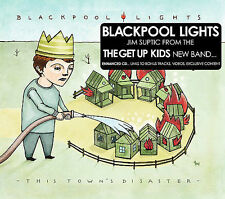 FREE US SHIP. on ANY 2 CDs! NEW CD Blackpool Lights: This Town's Disaster (Dig)