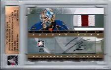 2011/12 ITG Ultimate Memorabilia JAKE ALLEN Future Star Auto/Jersey Gold 6/10
