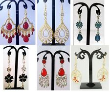R-4 fashion Jewelry lot 10 pairs Chandelier Drop Dangle Earrings wholesale lots