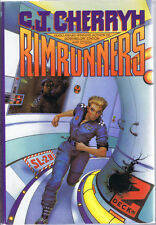 Rimrunners by C. J. Cherryh (1989, Hardcover, Bookclub Edition, Warner Books)