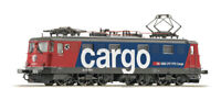 ROCO 52662 Ae 610 500-1  SBB Cargo rosso/blu, stemma Landquart