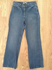 WOMENS LEVI'S 512 JEANS STRETCH BOOT CUT PERFECTLY SLIMMING SZ 6 26x29