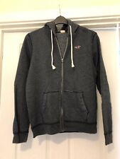 Mens Hooded Sweatshirt By Hollister Size Small