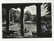 94894 vecchia cartolina di san pellegrino terme il grande albergo