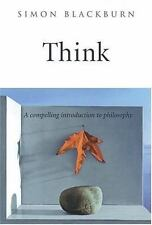 Think: A Compelling Introduction to Philosophy (Hardback or Cased Book)