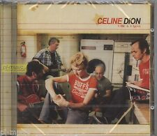 Celine DION -1 FILLE & 4 TYPES / polish stickers ! / CD sealed from Poland