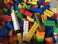 Lego Duplo SUPER SET Grundbausteine - 50 Stück Basic Steine im bunten Mix - TOP