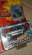 NEW NM TRANSFORMERS RID CAR ROBOTS TAKARA WILD RIDE (X-BRAWN) SEALED GENUINE