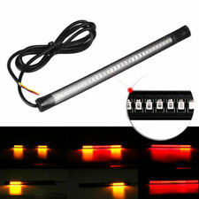 1x Flexible Motorcycle 48LED Light Strip Rear Tail Brake Stop Turn Signal Lamp