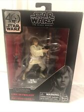 Star Wars - The Black Series - Titanium Series - Luke Skywalker