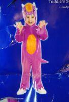 Purple Lil' Dino Halloween costume 12-18 Months Dinosaur New