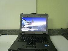 Dell XFR E6420 Rugged Military Laptop 2.7Ghz i7-2620M 1TB SSHD 16GB Touch GPS BT